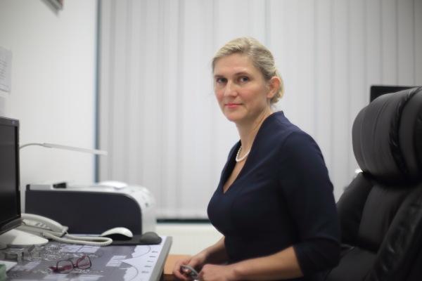 dr n.med. Jolanta Nałęcz - Janik choroby wewnętrzne, reumatologia