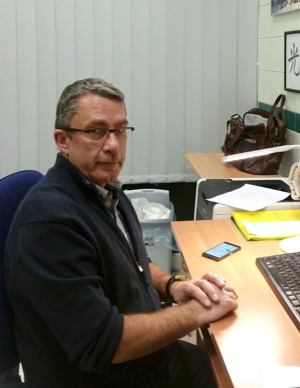 dr n. med. Piotr Kryst, Urolog w CM Miła