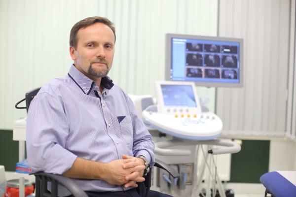 dr n.med. Rafał Ubysz usg, elastografia wątroby