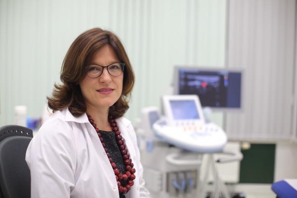 dr n.med. Katarzyna Dobruch - Sobczak usg, biopsja cienko- i gruboigłowa