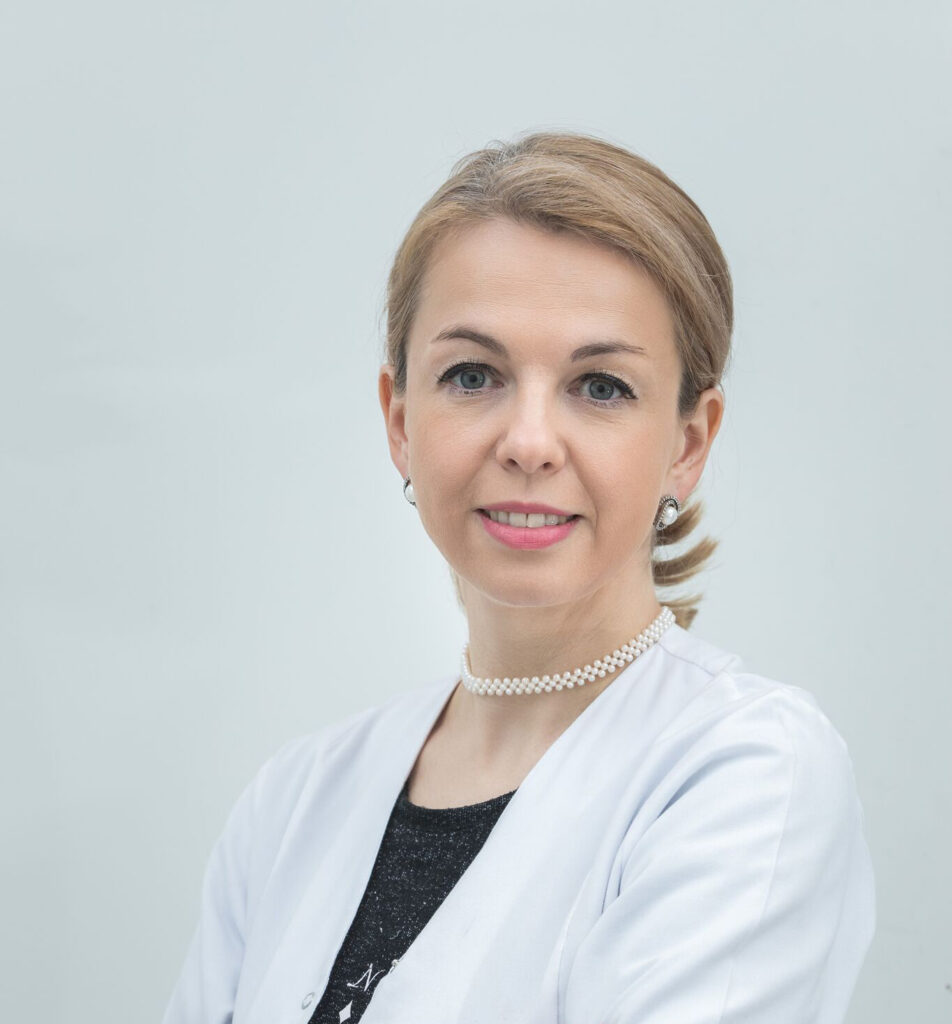 Dr hab. n. med. Katarzyna Kurnicka